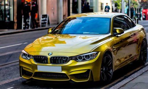 Combien coûte une peinture automobile