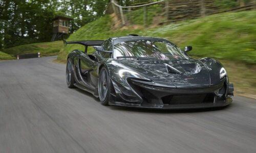 McLaren le supercar hybride pour les milliardaires